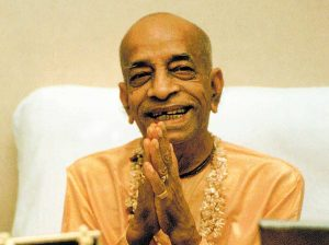 ISKCON Founder-Acharya His Divine Grace A.C. Bhaktivedanta Swami Prabhupada