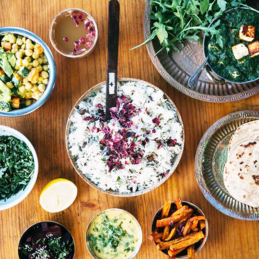 Ayurvedic cooking is diverse, delicious and very healthy.