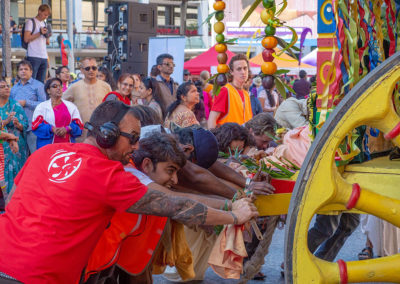 Ratha-yatra Parade 2019 3
